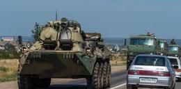 NATO odpowie militarnie, jeśli Rosja...