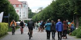 Rowerem po Sopocie tylko 10 km na godzinę!