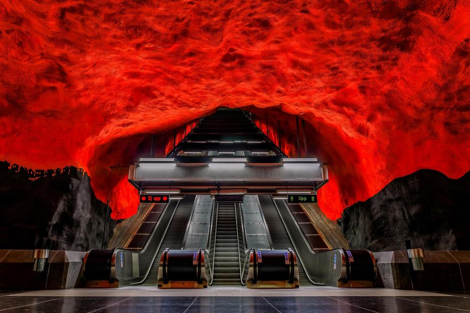 Subway Stations That Will Stop You in Your Tracks