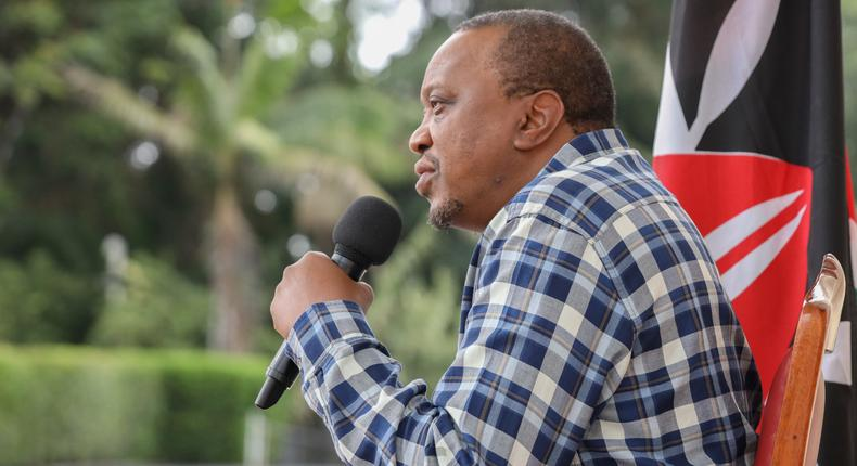 President Uhuru Kenyatta announces welfare package for Kenyan healthcare workers