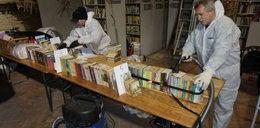 Cieszyn: po pożarze biblioteka staje na nogi