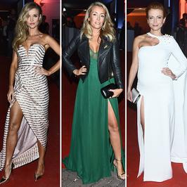 Mnóstwo gwiazd na gali Flesz Fashion Night 2017