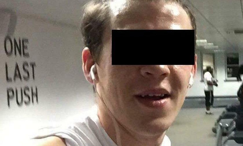 Grzegorz K. jest oskarżony o zabójstwo byłej dziewczyny 20-letniej Karoliny