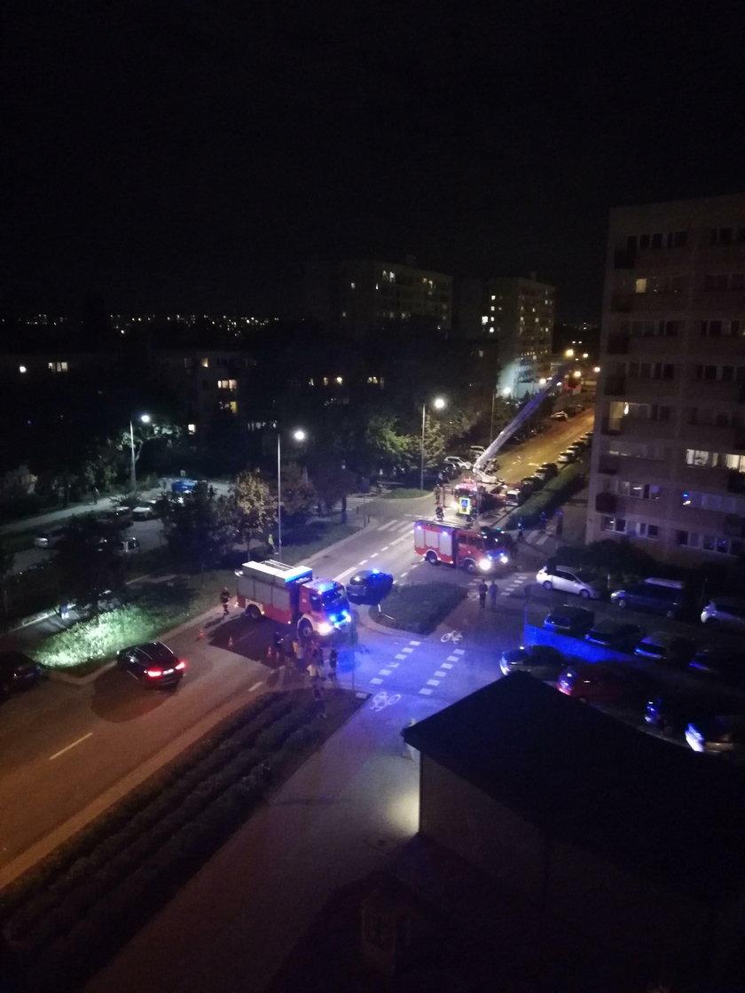 Tajemnicza śmierć na Żoliborzu. W mieszkaniu znaleziono ciało młodej kobiety