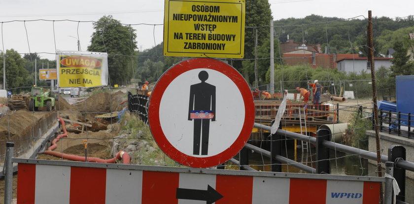 Most na Starogardzkiej dopiero we wrześniu!