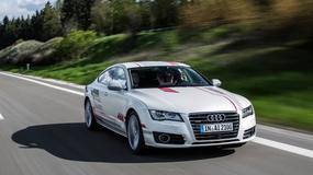 Autonomiczne Audi z licencją w Ameryce