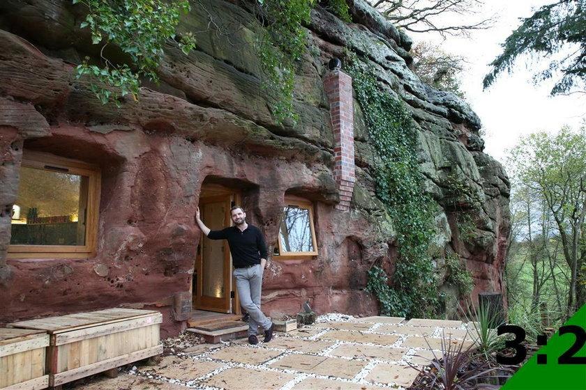 Mieszkanie w jaskini