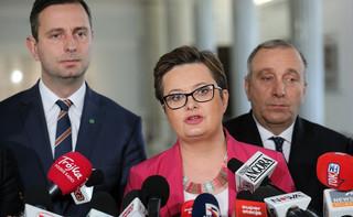 Lubnauer: To, co się wydarzyło oznacza, że na czele marszu ONR staną prezydent i premier