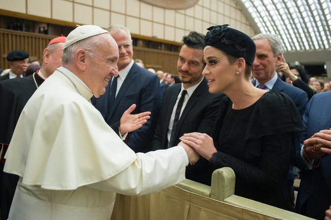U poseti Vatikanu i susret sa papom Franjom