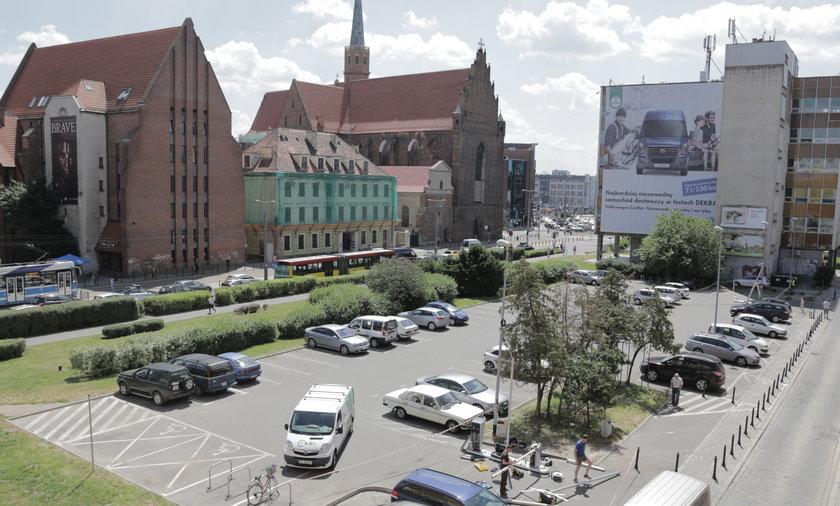 Parking ul. św. Wita
