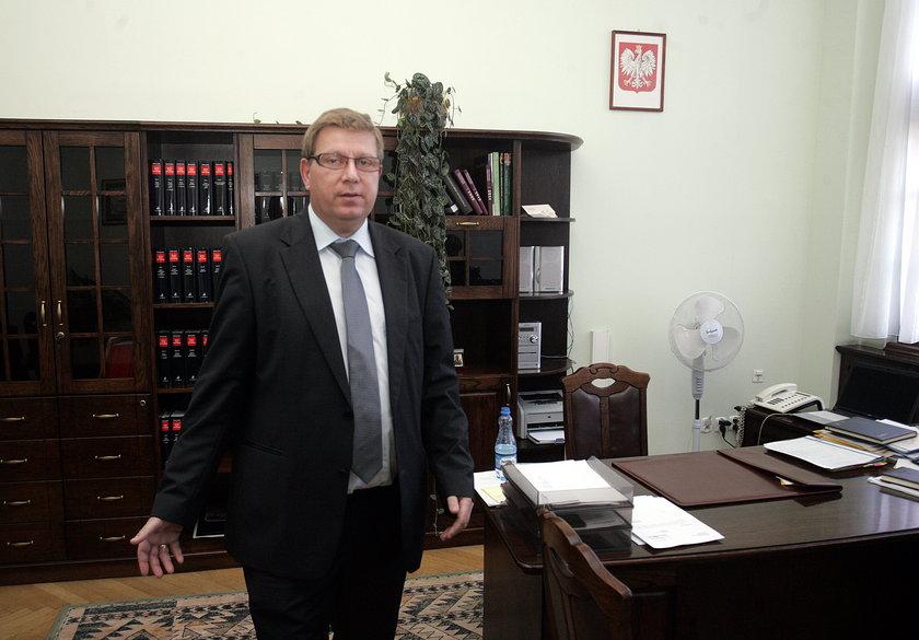 Sędzia Ryszard Milewski