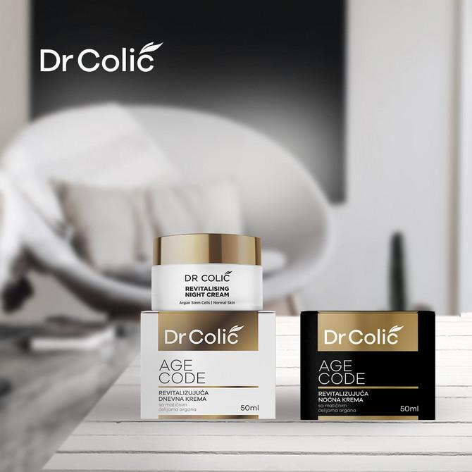 Dr Colic Age Code dnevna i noćna krema