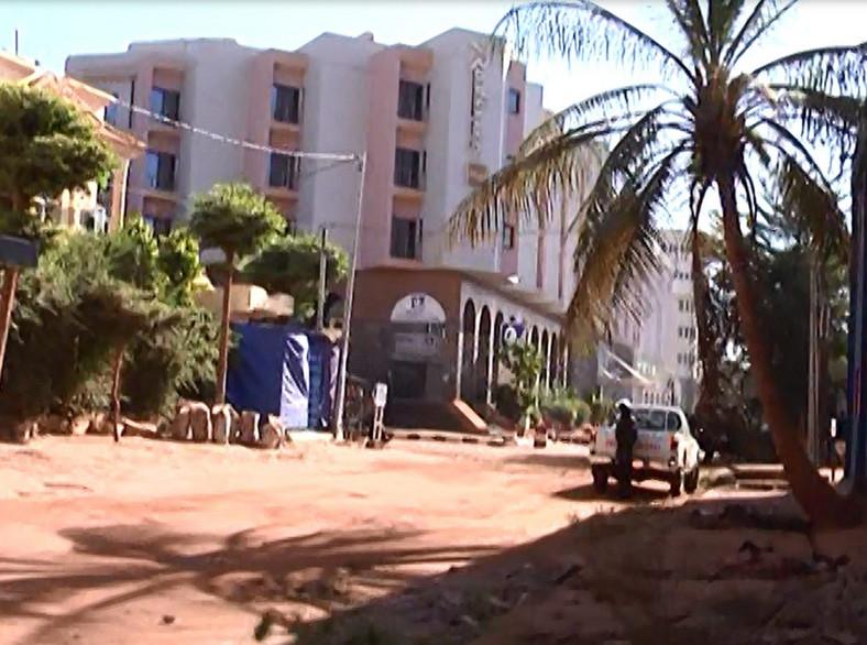 Hotel Radisson Blu w Bamako w Mali, zaatakowany przez terrorystów