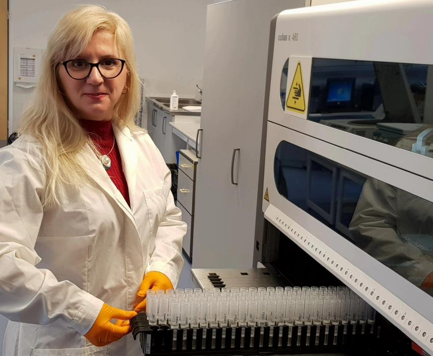 papilloma vírus diagnosztikai laboratórium