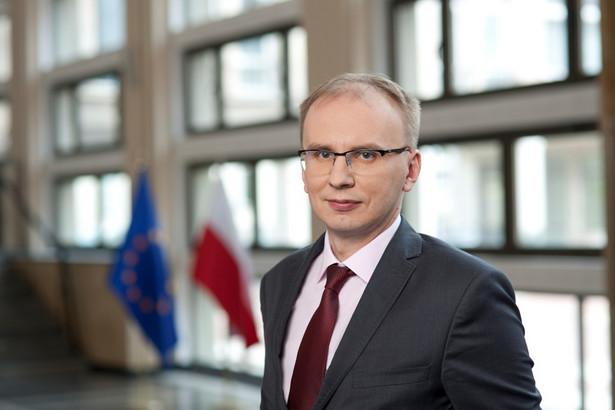 Radosław Domagalski-Łabędzki, były prezes KGHM