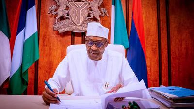 Buhari wants complete database for Nigerians