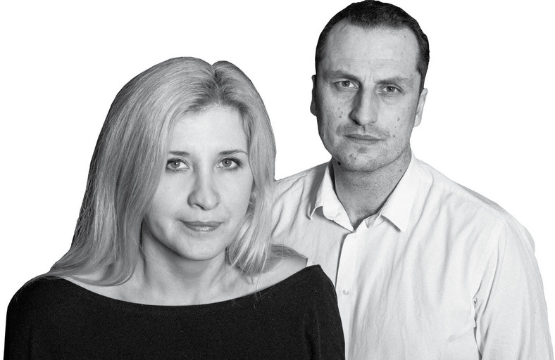 Magdalena i Maksymilian Rigamonti
