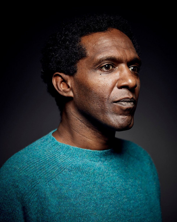 Lemn Sissay (Photo: Hamish Brown 2017 for Red Magazine)