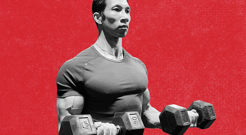 This New Lifting Rule Will Help to Add Inches to Your Biceps