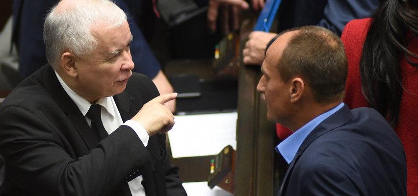 Szczegóły umowy Kaczyńskiego z Kukizem