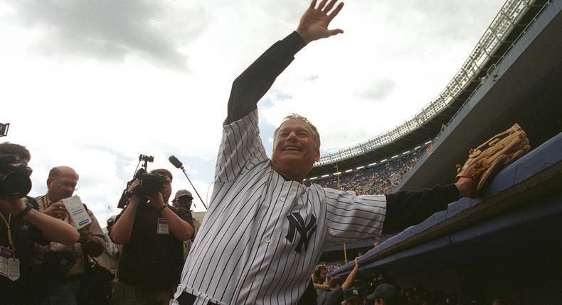 Jim Bouton, author of tell-all Baseball memoir 'Ball Four,' dies at 80