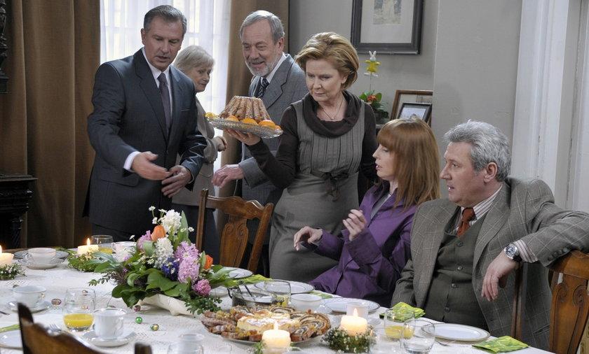 Serialowa Wielkanoc. Tak świętują w telewizji