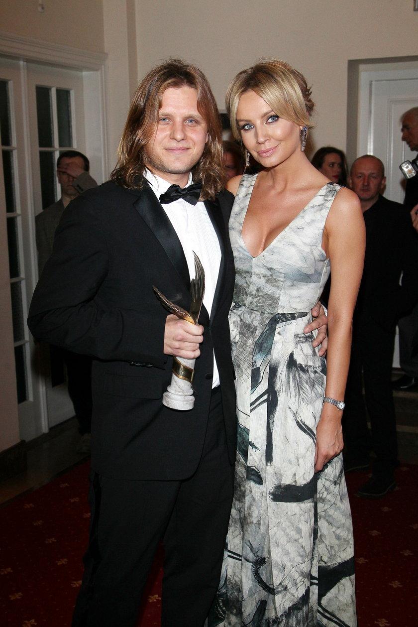 Agnieszka Szulim i Piotr Wożniak-Starak