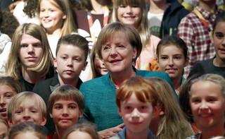 Przybylski o wyborach w Niemczech: Wygrana Merkel niemal pewna
