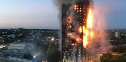 Polska rodzina wśród rannych w pożarze Grenfell Tower