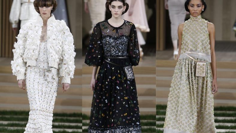 Pokaz na Paris Fashion Week