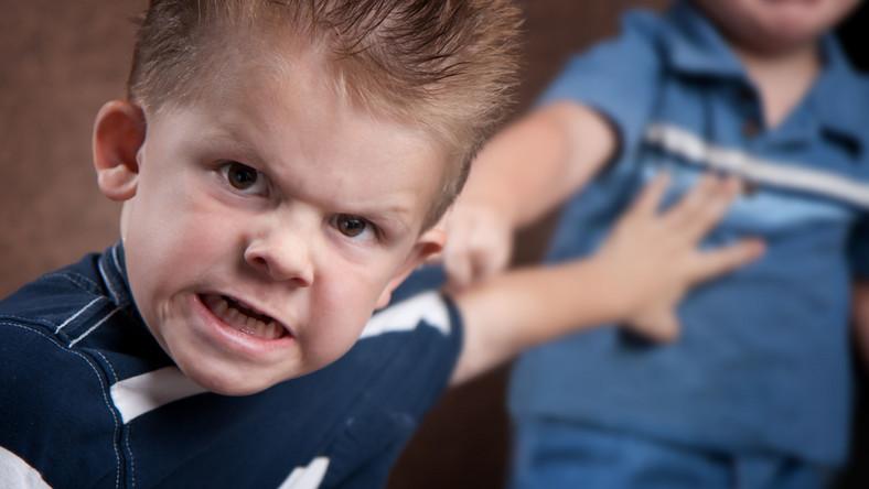 dziecko przedszkolak złość dzieci ADHD