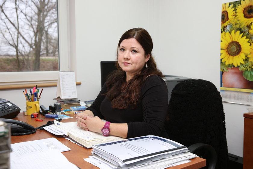 Ewa Mazur (37 l.), rzeczniczka ZDiUM we Wrocławiu