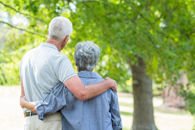 Stari bračni par