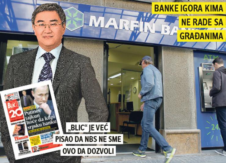 banka marfin banka rusija tajkun igor kim foto RAS