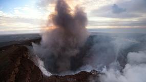 Na Hawajach wybuchł wulkan Kilauea