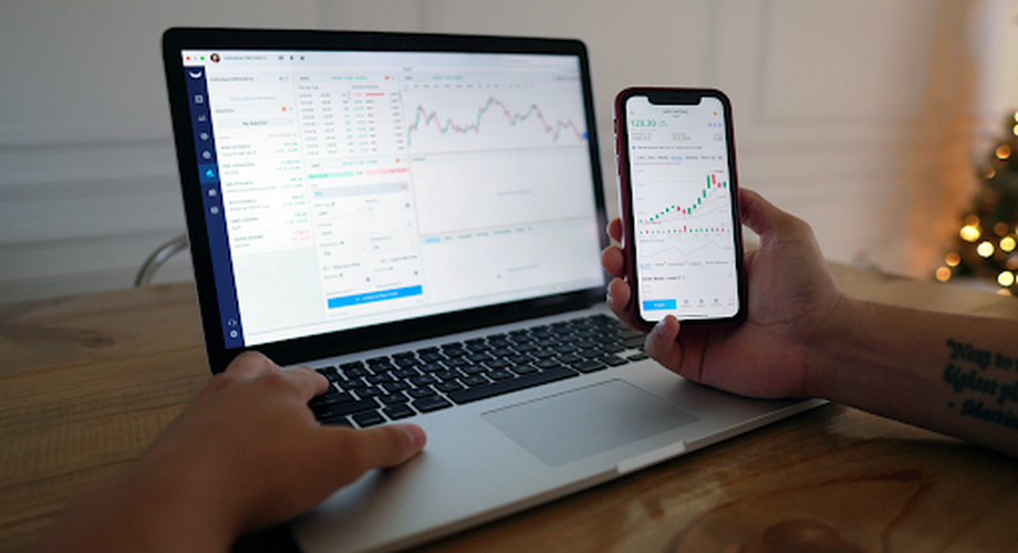 Here's how to start trading forex with Bitcoin. [Unsplash]