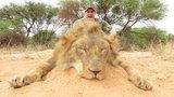Polityk wyznaje: upolowałem lwa i go zjadłem