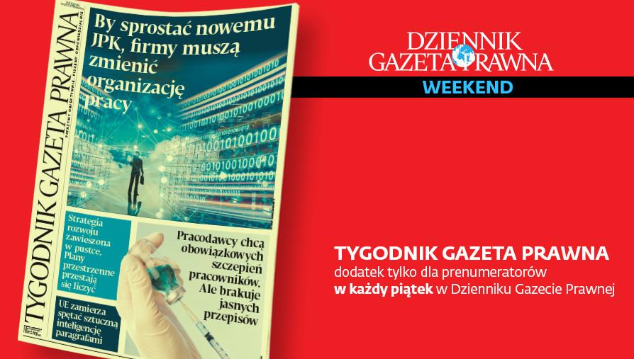 okładka TGP 7 lutego 2020