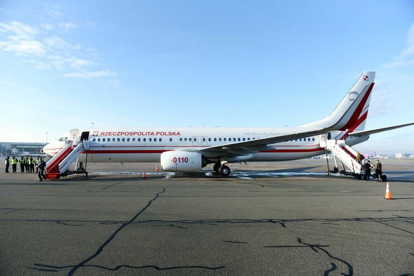 Posłowie najwięcej latają po Polsce