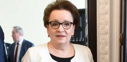Sejm zdecydował o losie minister Zalewskiej!