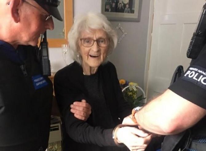 Uhapšena baka