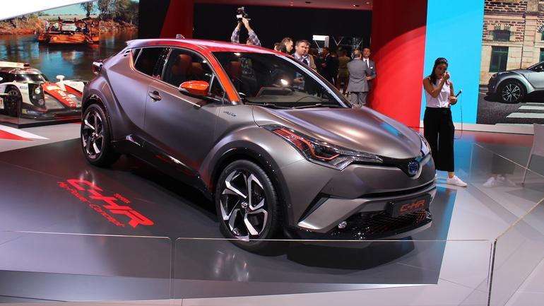Toyota CH-R Hy-Power