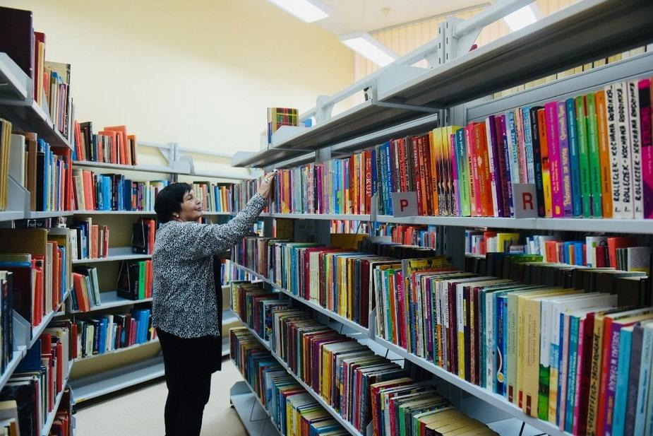 Nowe karty biblioteczne