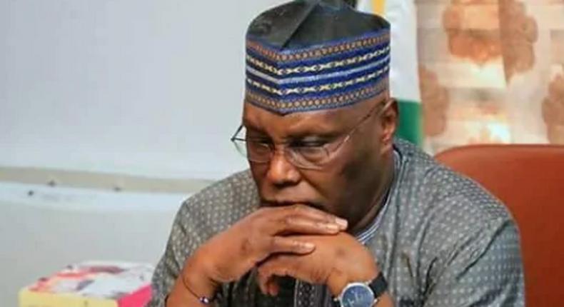 Former Vice President Atiku Abubakar lost the 2019 presidential vote to Muhammadu Buhari (Punch)