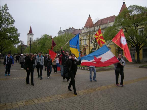 Bratstvo i jedinstvo nije sprečilo raspad SFRJ