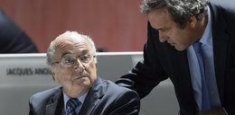 Blatter i Platini zawieszeni na osiem lat!