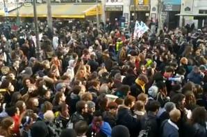 I francuski sindikati na ulicama: Pozivamo na DAN AKCIJE (VIDEO)