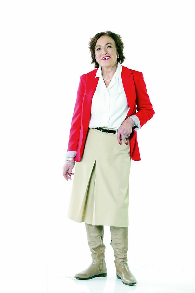 Dragana Jovanović, 69, penzionerka iz Pančeva