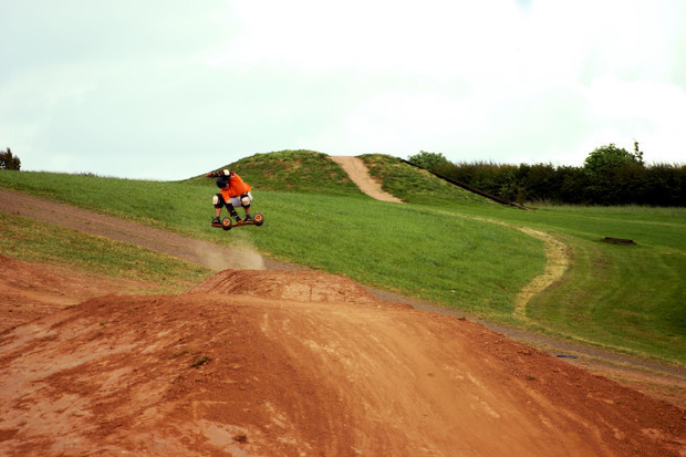 Mountainboarding