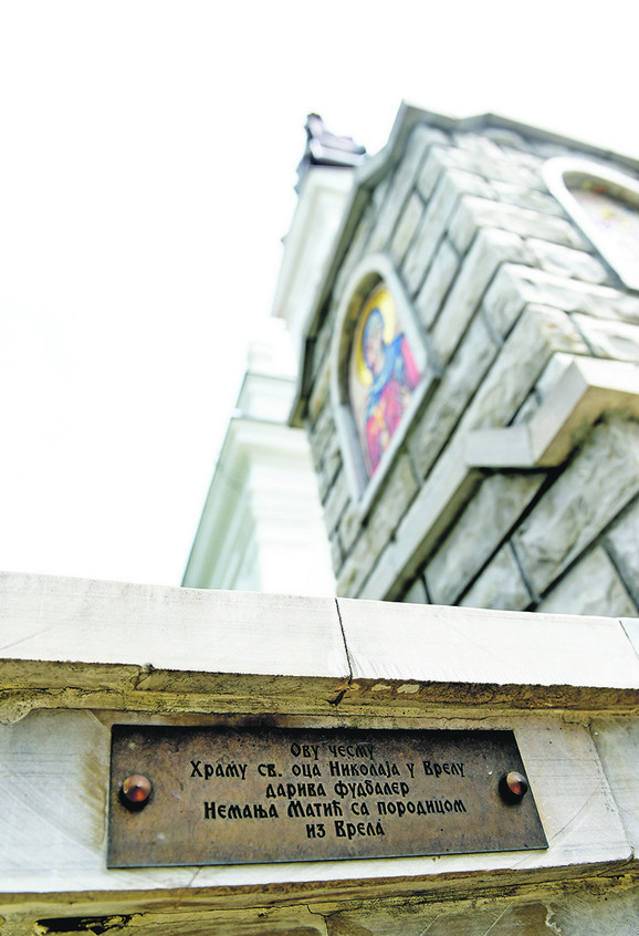 Obnovljen krov crkve